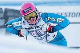 2017 Audi FIS Ski Weltcup Garmisch-Partenkirchen Damen - Maria Therese Tviberg - by 2eight - 8SC8397.jpg
