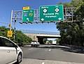 2018-07-19 11 23 02 View north along New Jersey State Route 17 at the exit for Interstate 80 WEST (To Garden State Parkway) in Hackensack, Bergen County, New Jersey.jpg