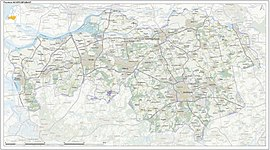 List of cities in the Netherlands by province Wikipedia