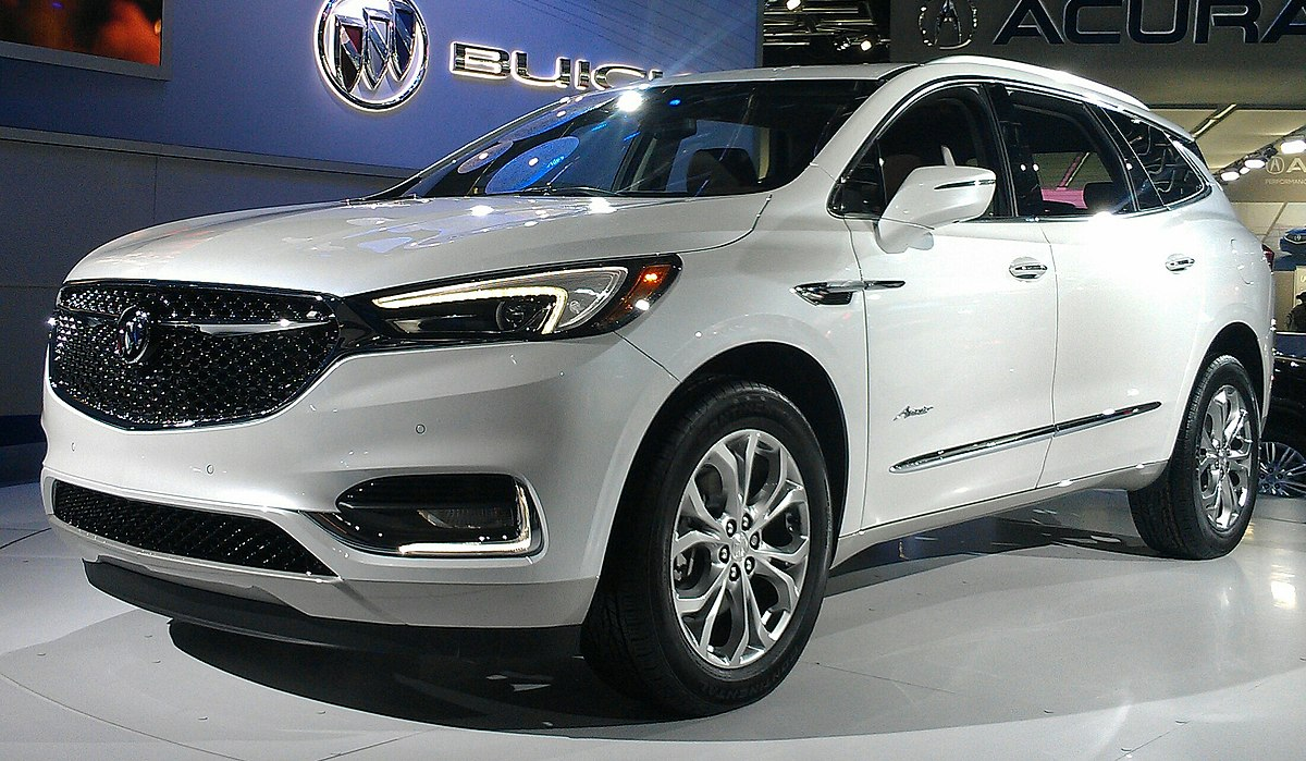 Buick Enclave – Wikipedia