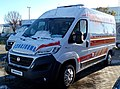 2018 Fiat Ducato 2.3 MultiJet2 Ambulance Napred.jpg