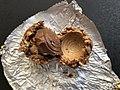 2019-05-23 17 39 40 Ferrero Rocher individual chocolate after being broken open in Chantilly, Fairfax County, Virginia.jpg