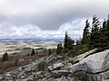 2019-10-27 12 00 02 View north from the Whispering Spruce Trail just west of Spruce Knob in Pendleton County, West Virginia.jpg