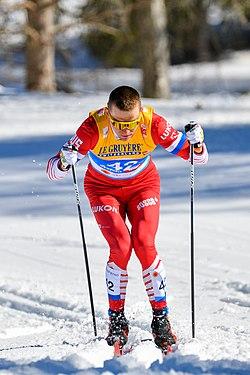 Aleksander Bolshunov
