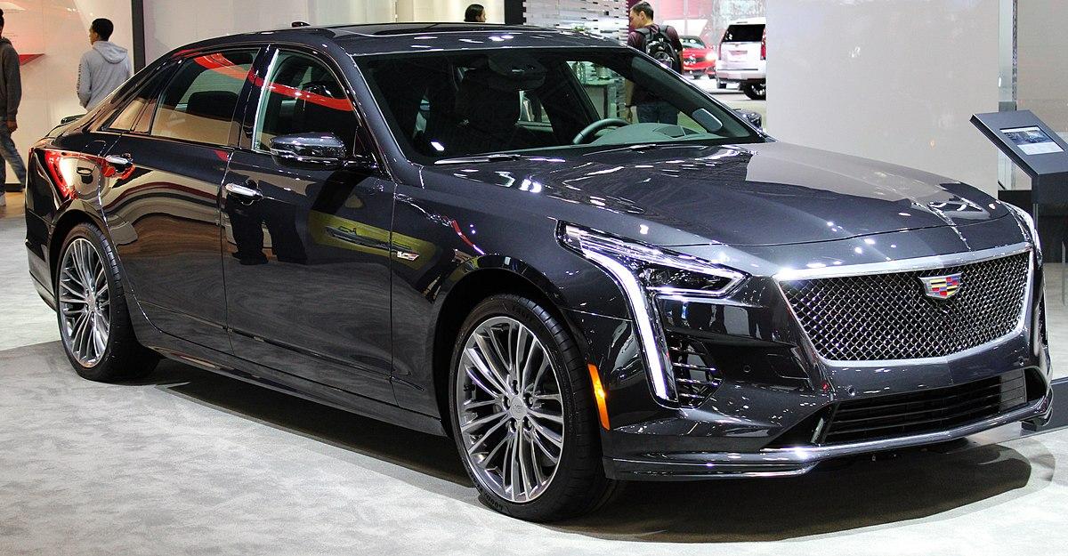 New Cadillac Ct6 >> Cadillac Ct6 Wikipedia