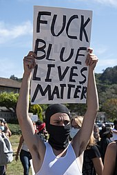 Blue Lives Matter Wikipedia