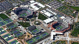 Indian Wells Tennis Garden - Image: 2143 0029 the venue