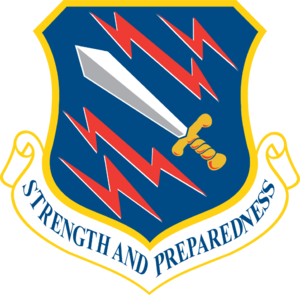 Emblem of the 21st Space Wing, a wing of the U...