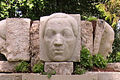 24207 Skulptuur Mehe pea Vabadussõja monumendilt J Koort 1924.jpg