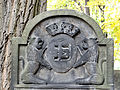 251012 Detail of tombstones at Jewish Cemetery in Warsaw - 67.jpg