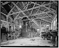 26. POWER PLANT, INTERIOR - Kennecott Copper Corporation, On Copper River ^ Northwestern Railroad, Kennicott, Valdez-Co - LOC - hhh.ak0003.photos.000999p.jpg