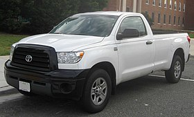 2nd Toyota Tundra Regular Cab Jpg