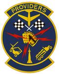 305 Supply Sq emblem (1986).png