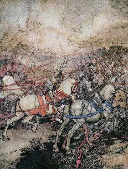 334 The Romance of King Arthur