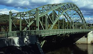 Ranger Bridge - Ranger Bridge in 2007