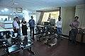 3D Movie - GSM Project Members Visit NDL With NCSM Officers - NCSM - Kolkata 2018-02-22 8052.JPG