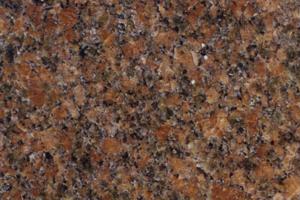 Bohus granite - Polished surface of a Bohus granite.