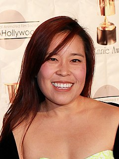 Stephanie Sheh American voice actress