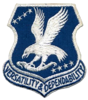 44th Expeditionary Air Refueling Squadron - 44th Air Refueling Squadron emblem (approved 27 July 1956)