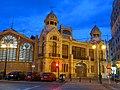 492 Mercat Central de València, façana pl. Ciutat de Bruges - av. Baró de Càrcer.jpg