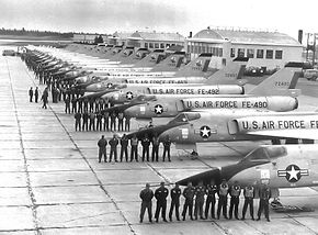 498th Fighter-Interceptor Squadron-F-106-row-1968.jpg