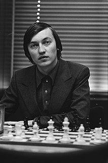 Anatoly Karpov Russian chess champion