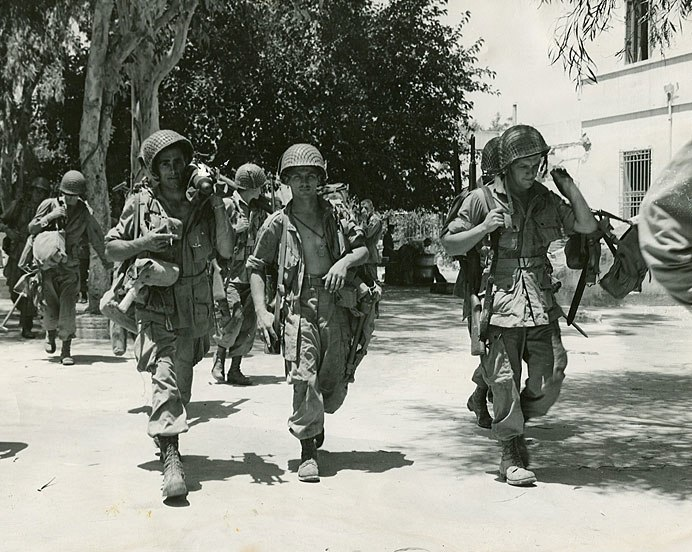 504th parachute infantry regiment WWII sicily