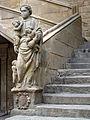 57 La Caritat, jardins de l'Hospital de la Santa Creu.jpg