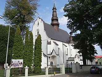 Kańczuga - Archangel Michael Church
