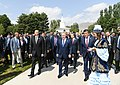 6th Summit of Cooperation Council of Turkic Speaking States kicks off in Cholpon-Ata 21.jpg