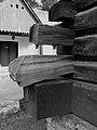 709519 podkarpackie gm Przeworsk Przeworsk skansen dom tkacki z kużnią 8Fk.jpg