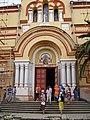80 Новоафонский монастырь. Церковь.JPG