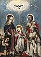81 - La Saint famille - Richard Camps - Musée du Pays rabastinois.jpg