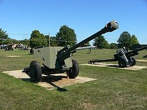 90 mm Gun M1/M2/M3 - An experimental 90 mm anti-tank gun