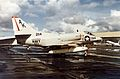 A-4B Skyhawk of VSF-3 parked in 1967.jpg