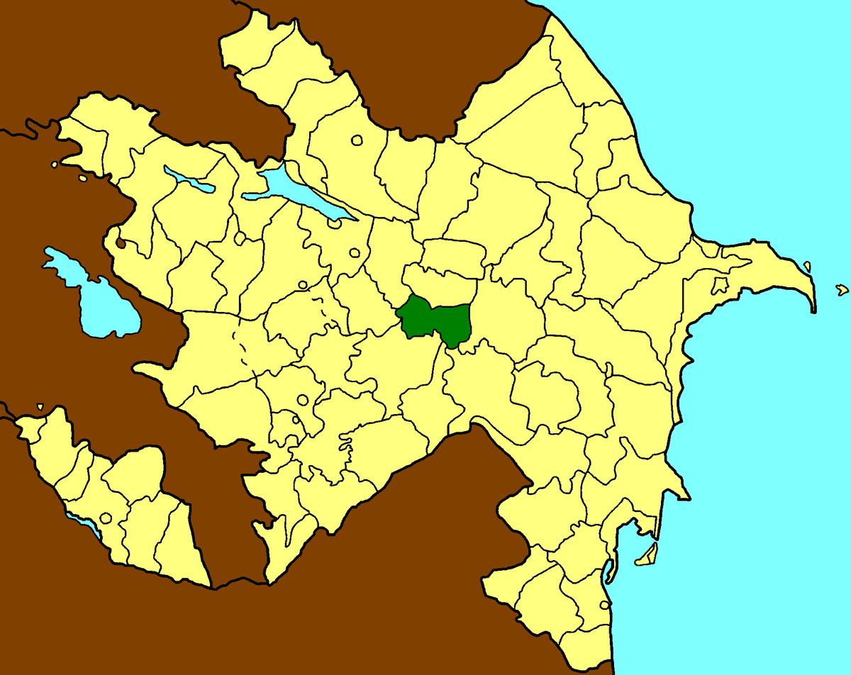 Zərdab rayonu — Vikipediya