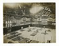 A.G. Spalding and Bros. Model Gymnasium, Physical Culture Exhibit, Louisiana Purchase Exposition. (1904 Olympics). With overhead apparatus drawn up and out of the way.jpg