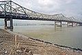 A6b009 9mp Kennedy Bridge; construction at Waterfront Park (6466748137).jpg
