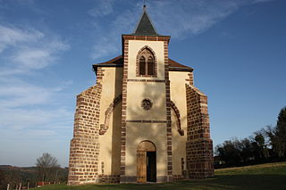 Saint-Sauveur, Meurthe-et-Moselle Commune in Grand Est, France