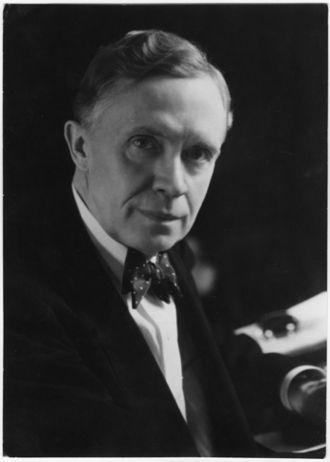 Arthur Cutts Willard - Arthur Cutts Willard Image Courtesy of University of Illinois Archives