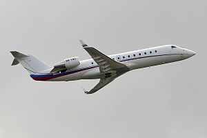 AIR X Charter, 9H-YOU, Bombardier Challenger 850 (28494435085).jpg