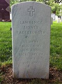 ANCExplorer Lawrence Eagleburger grave.jpg