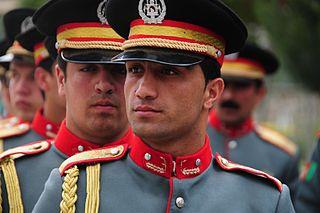 Afghan National Civil Order Force