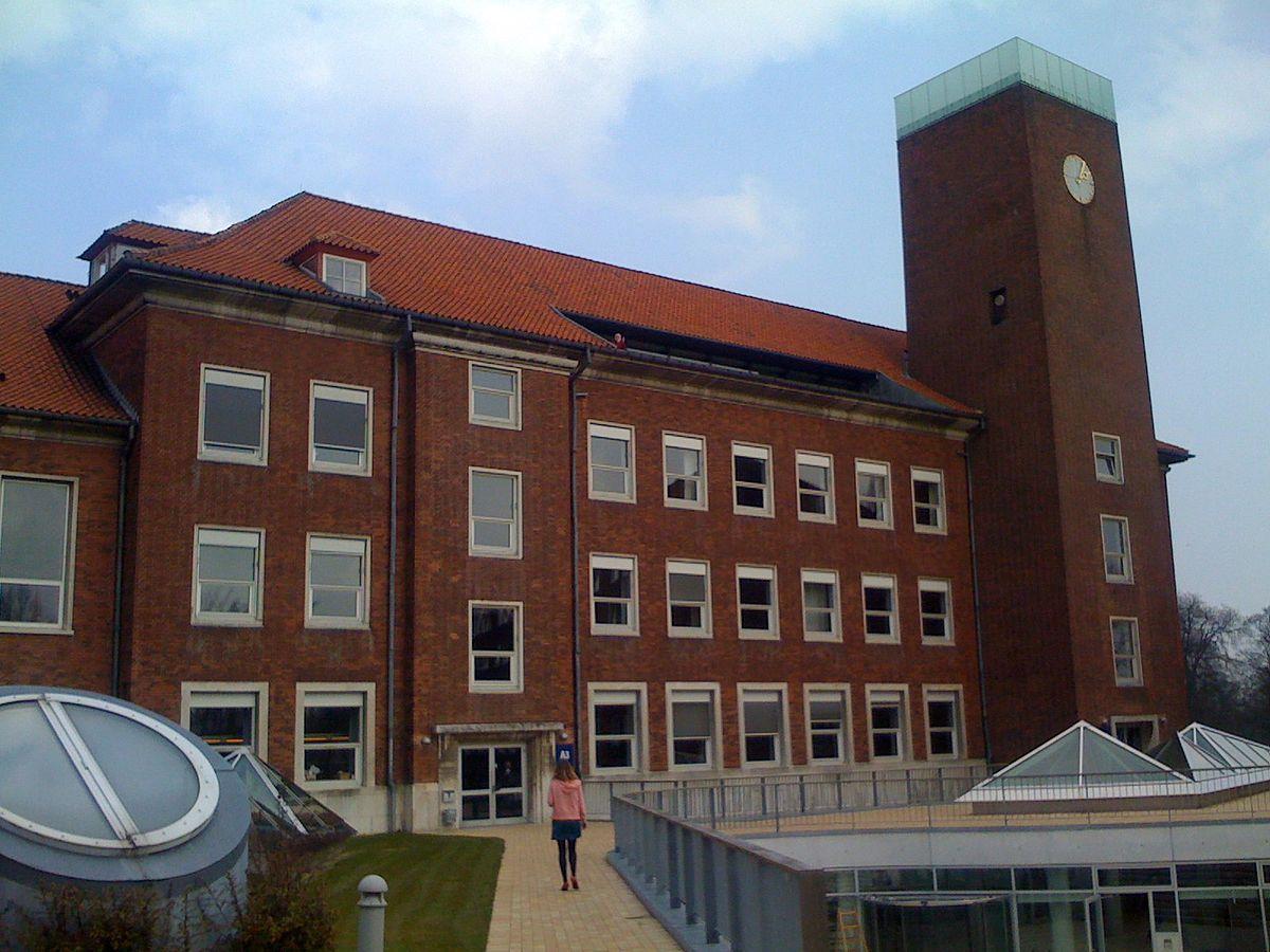 Au Campus Emdrup Wikipedia
