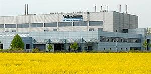 Volksstimme (Saxony-Anhalt) - Volksstimme building