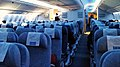 A nearly empty flight from PEK to LAX amid the COVID-19 pandemic 3 (cropped).jpg