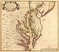 A new map of Virginia, Mary-Land, and the improved parts of Pennsylvania & New Jersey. LOC 2007625604.jpg