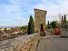 "A spasso sulle ""Mura"" San Quirico d'Orcia.jpg"