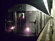 new york city subway. Black Bedroom Furniture Sets. Home Design Ideas