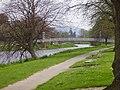 A walk over water - geograph.org.uk - 794154.jpg